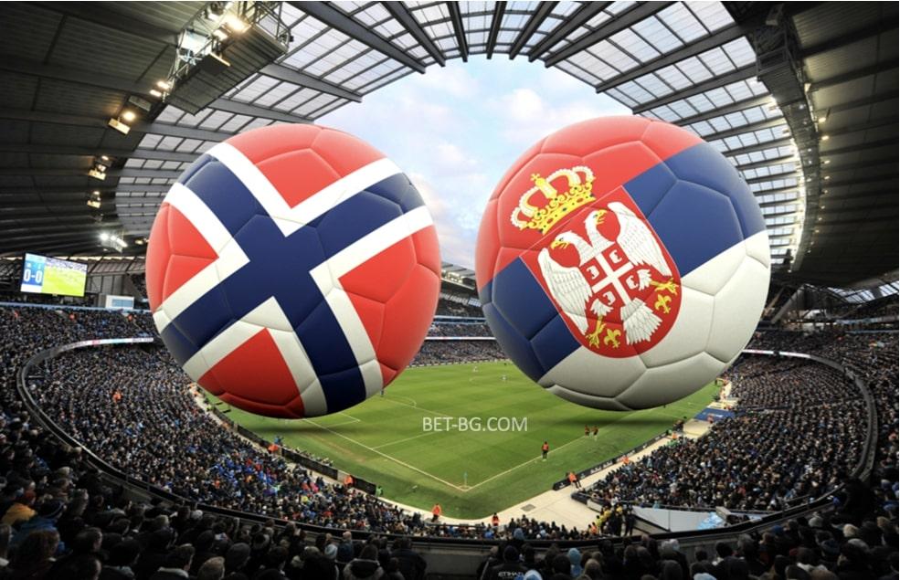 норвегия - сърбия bet365